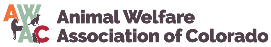 Animal Welfare Association Of Colorado Logo
